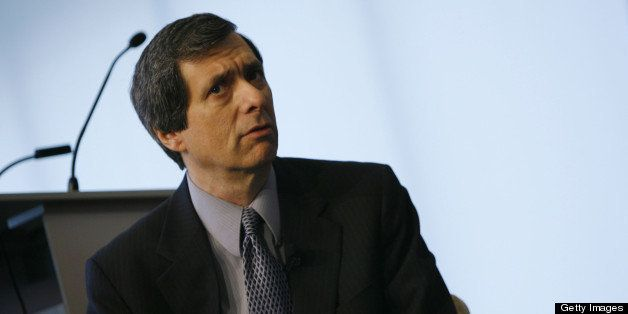 Media Reporter for The Washington Post and Host of CNN Reliable Sources Howard Kurtz speaks during CNN's Media Conference For