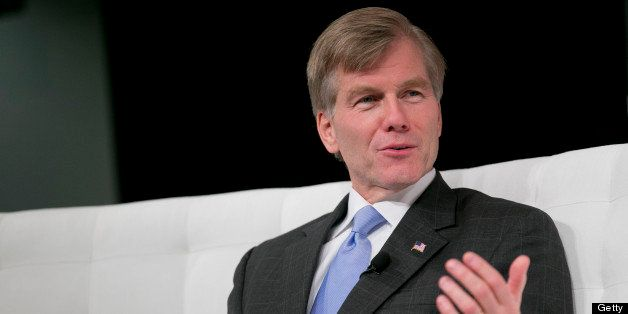 Robert 'Bob' McDonnell, governor of Virginia, speaks at the Bloomberg Link Economic Summit in Washington, D.C., U.S., on Tues