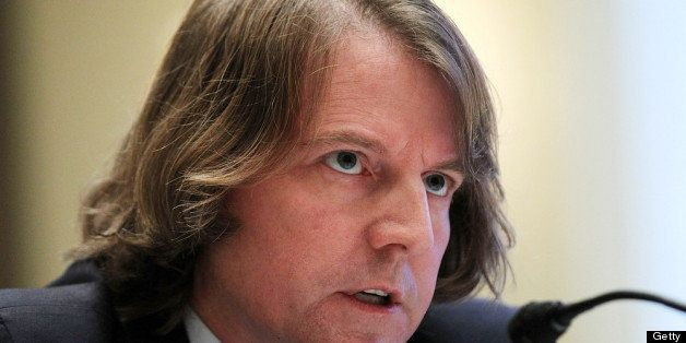 WASHINGTON, DC - NOVEMBER 03:  Federal Election Commission (FEC) Commissioners Donald McGahn II testifies during a hearing be