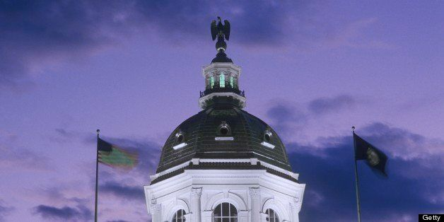 'State Capitol of New Hampshire, Concord'