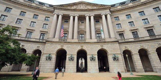 WASHINGTON, DC- JULY 17:  The headquarters of the United States Environmental Protection Agency which is now called the Willi