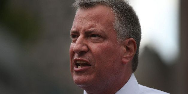 Bill De Blasio Surges In New York City Mayoral Race
