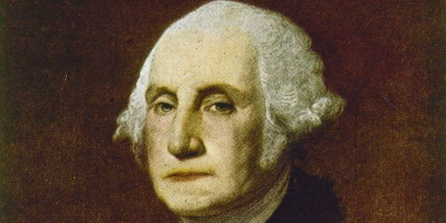 UNSPECIFIED - CIRCA 1770:  George Washington (1732-1799), the first president of Unites States of America.  (Photo by Roger V