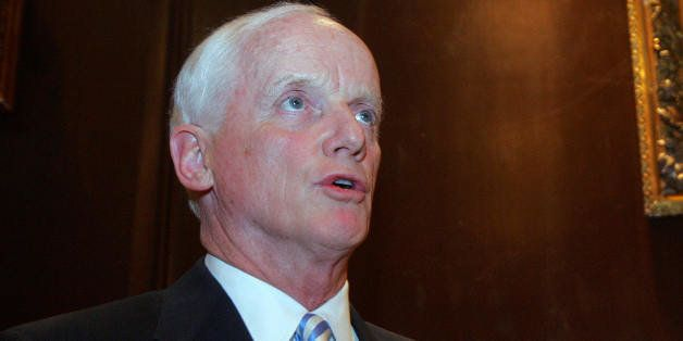 Beijing, CHINA:  Frank Keating, president and CEO of the American Council of Life Insurers (ACLI), whose 373 member companies