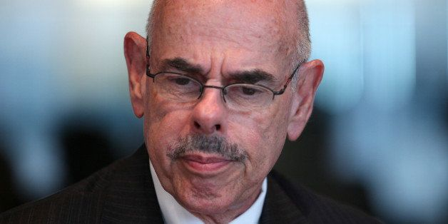 Representative Henry Waxman, a Democrat from California, pauses during an interview in Washington D.C., U.S. on Tuesday, July