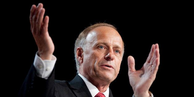 UNITED STATES ? OCTOBER 7: Rep. Steve King, R-Iowa, speaks at the Family Research Council's Values Voter Summit in Washington