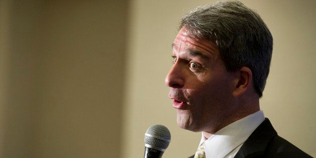 UNITED STATES - Oct 28: Kenneth Thomas 'Ken' Cuccinelli II is the current Attorney General of Virginia and the Republican can