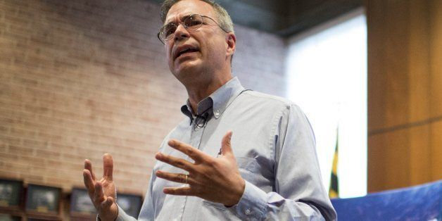 UNITED STATES AUGUST 6:  Rep. Andy Harris, R-Md., holds his town hall meeting with Hartford County residents in Bel Air, Md.,
