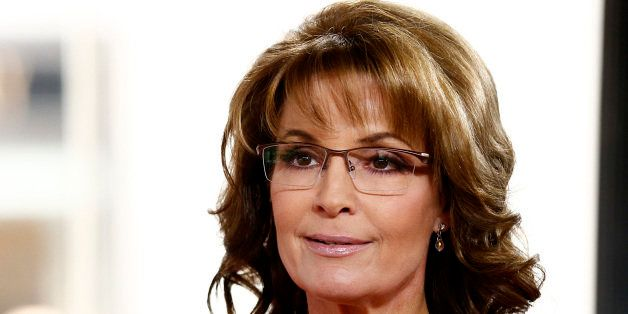 TODAY -- Pictured: Sarah Palin appears on NBC News' 'Today' show -- (Photo by: Peter Kramer/NBC/NBC NewsWire via Getty Images