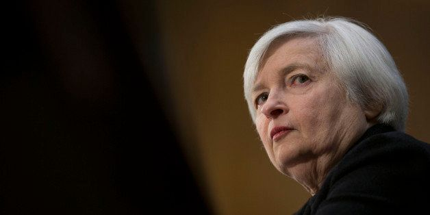 Janet Yellen, vice chairman of the U.S. Federal Reserve and U.S. President Barack Obama's nominee as chairman of the Federal