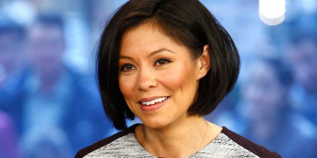 TODAY -- Pictured: Alex Wagner appears on NBC News' 'Today' show -- (Photo by: Peter Kramer/NBC/NBC NewsWire via Getty Images