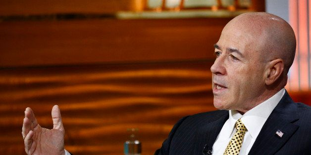 TODAY -- Pictured: Former NYPD commissioner Bernard Kerik appears on NBC News' 'Today' show on November 4, 2013 -- (Photo by: