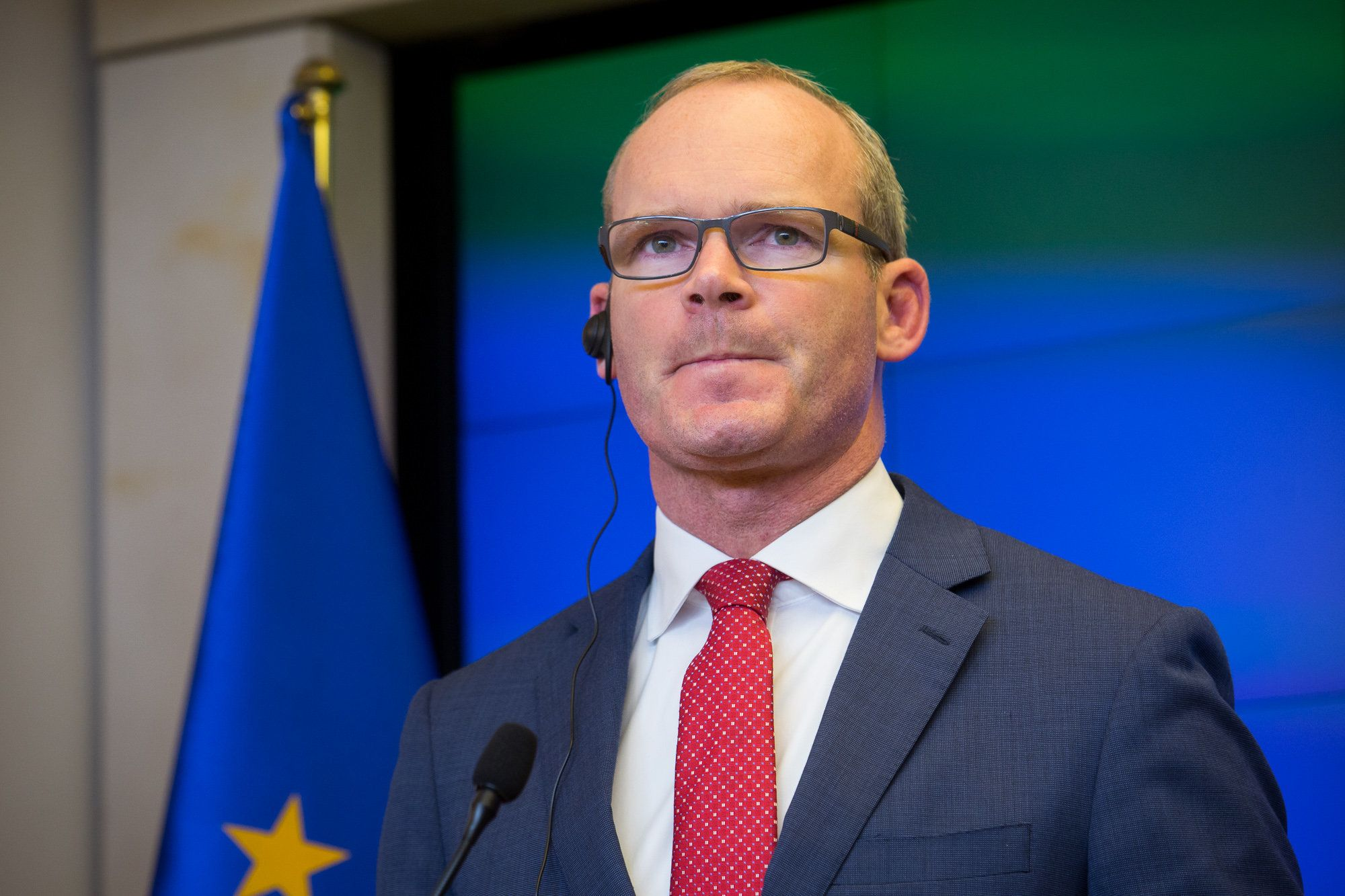 Simon Coveney Calls For Intensive Talks As Brexit Deal Hopes
