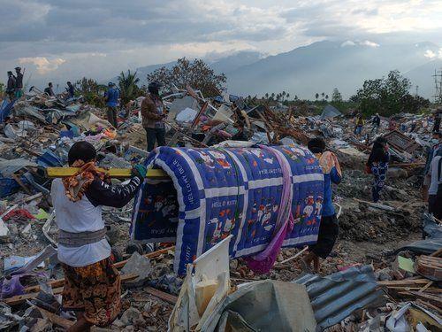 Ξεπέρασαν τους 1.640 οι νεκροί από το σεισμό στην