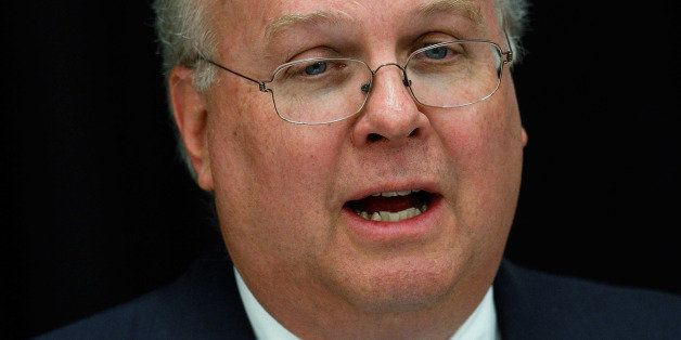 DALLAS, TX - APRIL 12:  Karl Rove, former Deputy Chief of Staff and Senior Policy Advisor to U.S. President George W. Bush, p