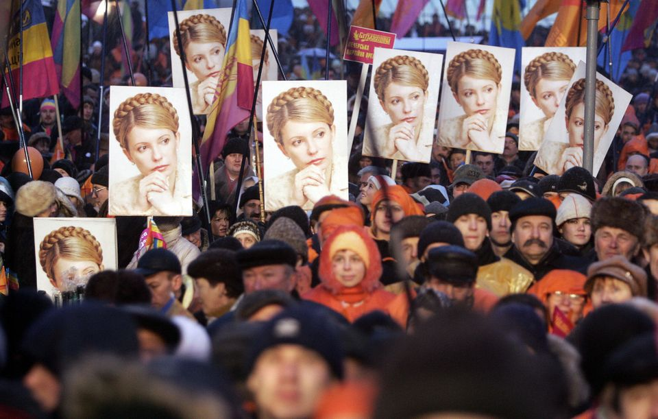 In 2004, newly-elected Yanukovych was ousted by Western-leaning Viktor Yushchenko and Yulia Tymoshenko after mass rallies kno