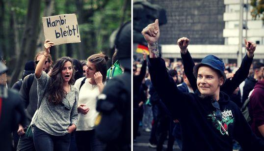 Die neue Apo: Der Straßenprotest kehrt zurück – und verändert