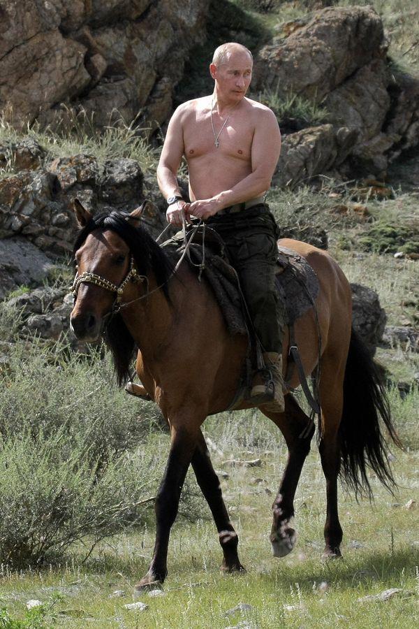 Cabalgata a caballo #2.