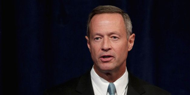 WASHINGTON, DC - OCTOBER 24:  Maryland Gov. Martin O'Malley addresses a conference commemorating the 10th anniversary of the