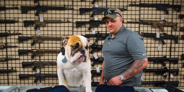ROCKVILLE, MD - MAY 1:
