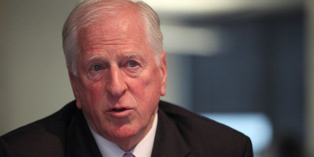 Representative Mike Thompson, a Democrat from California, speaks during an interview in Washington, D.C., U.S. on Wednesday,