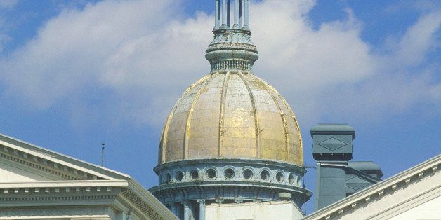 State Capitol of New Jersey, Trenton (Photo by Visions of America/UIG via Getty Images)