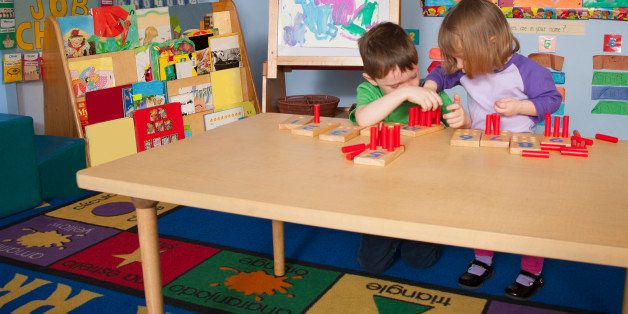 Money Makes Difference Even In >> Money Makes A Difference Even In Kindergarten Huffpost