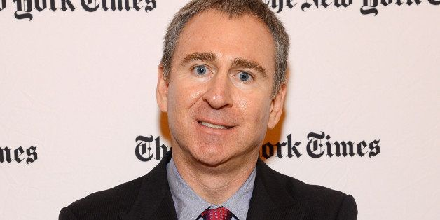 NEW YORK, NY - NOVEMBER 12:  Founder and CEO at Citadel LLC Kenneth C. Griffin attends the New York Times 2013 DealBook Confe