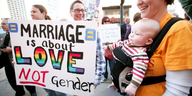 Opposed To Gay Marriage