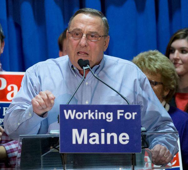"LePage, who has been called ""<a href=""http://www.politico.com/magazine/story/2014/01/paul-lepage-maine-governor-crazy-101923."