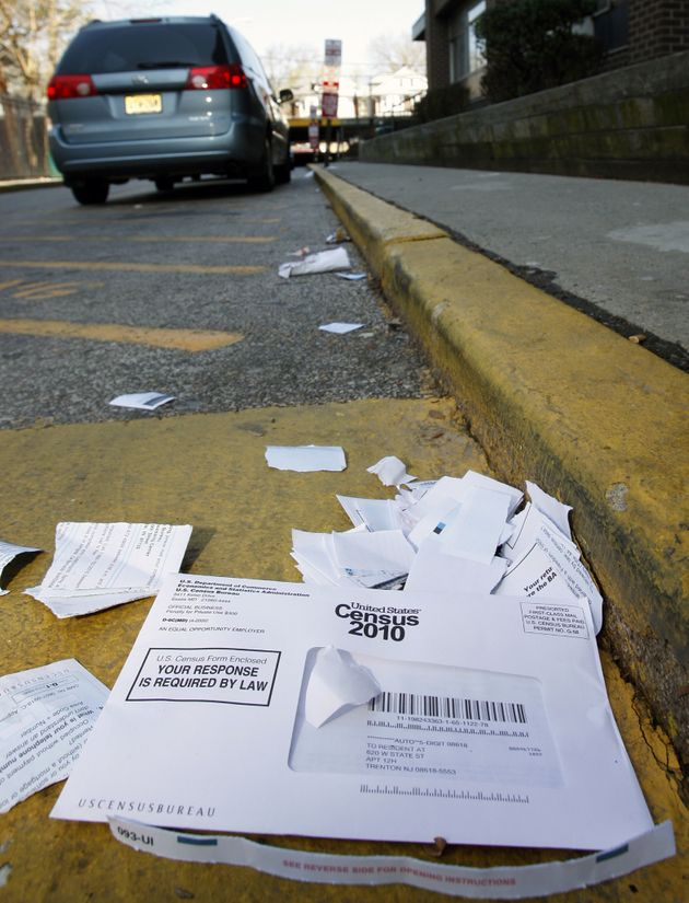 Rnc Census Mailer Spurs Mail Fraud Report Huffpost
