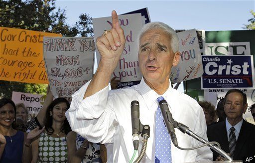 Crist Faces Mounting Pressure From Former Donors To Return Money
