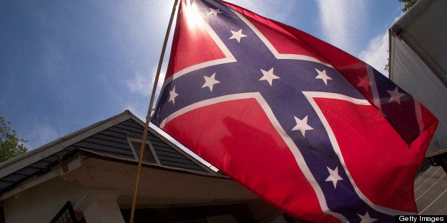 On Jan. 30, 2001, the state of Georgia changed it's flag, removing the large Confederate battle cross from the 1956 design an