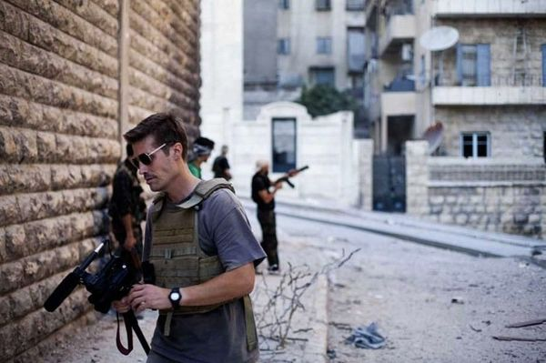 Free James Foley  http://www.freejamesfoley.org/ https://www.facebook.com/FindJamesFoley