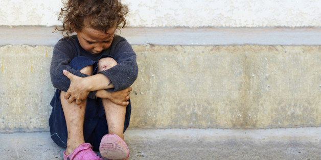 Americas Poorest Toddlers Are Being >> The High Moral And Economic Cost Of Child Poverty In America Huffpost