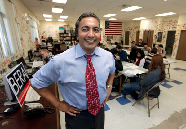 First-term physician Rep. Ami Bera (D) is defending his seat against former Rep. Doug Ose (R-Calif.). Republicans have worked