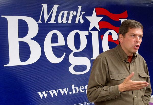 "U.S. Sen. Mark Begich (D) has worked to show he is <a href=""https://www.huffpost.com/entry/mark-begich-alaska_n_5694287"" targ"