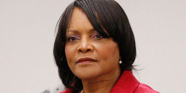 In this Tuesday, March 8, 2012 photo, Oklahoma state Rep. Constance Johnson, D-Oklahoma City, is pictured in Oklahoma City. A