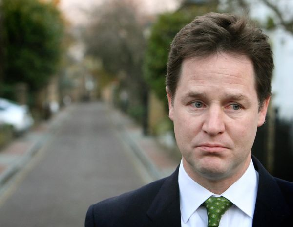 Nick Clegg has managed to do something really special since 'coming to power'. The undoubtedly gifted chap who can speak five