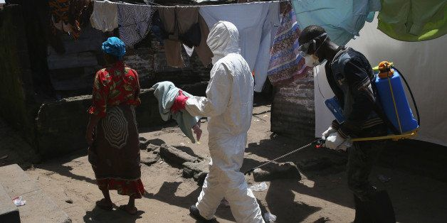 Ebola Response: How AIDS Prepared Us