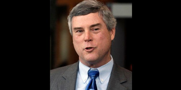 FILE - In this Feb. 10, 2011, file photo, St. Louis County Prosecuting Attorney Bob McCulloch speaks in St. Louis. The coming