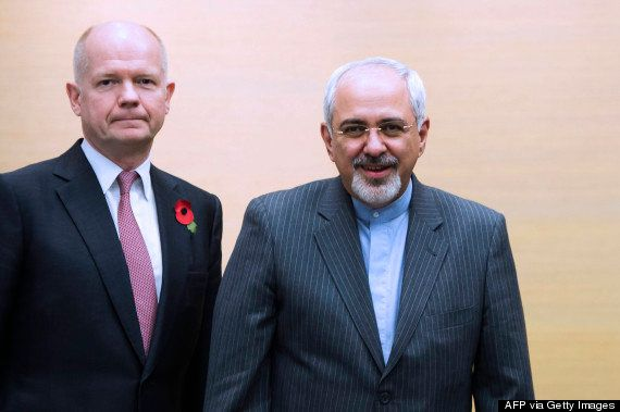"In the same month, foreign secretary William Hague meets with his Iranian counterpart. Hague said <a href=""http://www.bbc.co."