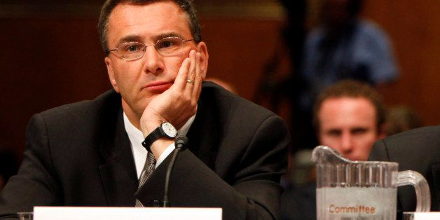 FILE - In this May 12, 2009, file photo Jonathan Gruber, professor of Economics at the Massachusetts Institute of Technology,