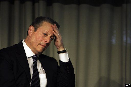 Al gore and sex scandal