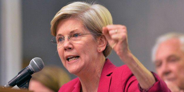 The Speech That Could Make Elizabeth Warren the Next