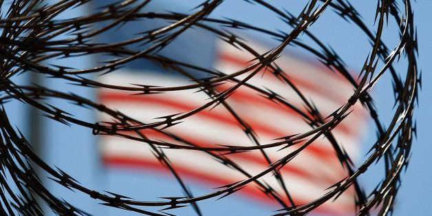 GUANTANAMO BAY, CUBA - OCTOBER 27:  (EDITORS NOTE: Image has been reviewed by U.S. Military prior to transmission.) A roll of