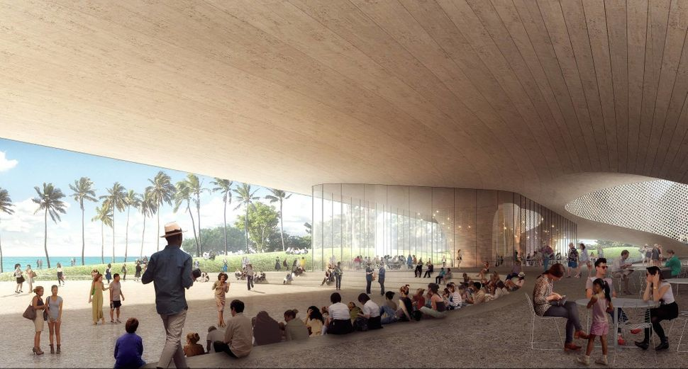 "Hawaii's proposal said the Obama Library would be an ""action-oriented, education-based"" complex."