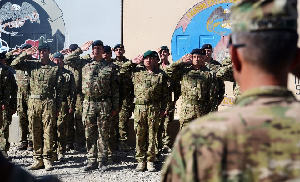 UK Armed Forces have ended combat operations in Helmand Province, paving the way for the final transfer of security to the Af