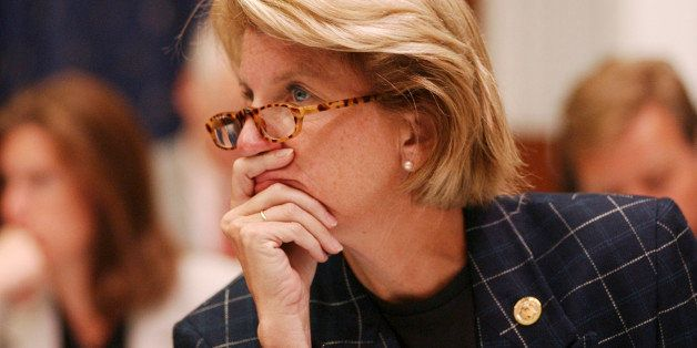 UNITED STATES - JULY 08:  Rep. Shelly Moore Capito, R-W.V.  (Photo By Tom Williams/Roll Call/Getty Images)