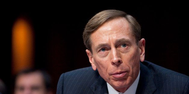 UNITED STATES – JANUARY 31: CIA Director David Petraeus testifies during the Senate (Select) Intelligence Committee hearing